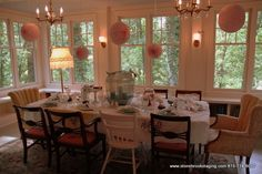 Mismatched Dining Chairs - The Decorologist