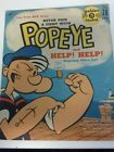 POPEYE VINTAGE 78 RPM RECORD & OLIVE OYL! TWO SONGS YELLOW RECORD 1950'S - http://awesomeauctions.net/vinyl-records/popeye-vintage-78-rpm-record-olive-oyl-two-songs-yellow-record-1950s/