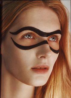 cool facepaint idea