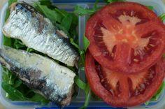Portuguese Sardines Salad