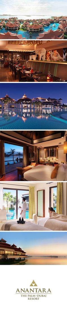 Designed with true Asian flair, #Anantara The #Palm #Dubai Resort offers…