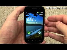 Google Nexus S review - part 1 of 2 This is my new (Used) Cell Phone from Samsung, I have decided to leave Verizon and go to Straight Talk and I'm very happy with the service. My monthly charges are cut in half, and this is my own cell phone purchased from eBay. I purchased a AT SIM Card, activated with Straight Talk  ported my old phone number over and I was good to go.