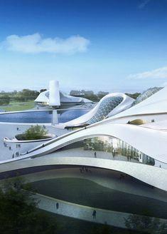 Harbin Cultural Centre  #architecture ☮k☮