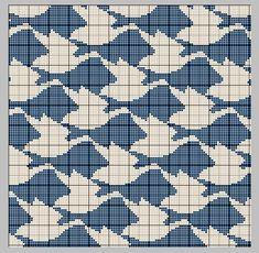 Escher patroon