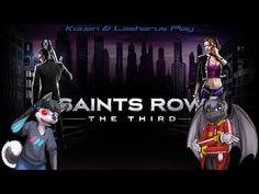 "Kouen & Lasharus Play: Saints Row The Third Ep. 5 ""Eye of the Bee-Holder"""