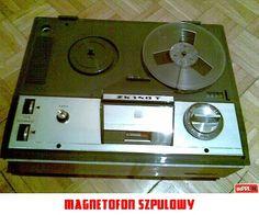 MAGNETOFON SZPULOWY Poland People, Poland Country, Interwar Period, Visit Poland, Warsaw, Retro, Childhood Memories, Christmas, Vintage