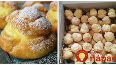 Famózne mini veterníky podľa babky cukrárky – hneď hotové: 80 kúskov z jednej dávky, vždy zmiznú do posledného! Doughnut, Hamburger, Muffin, Bread, Breakfast, Food, Basket, Kuchen, Morning Coffee