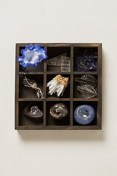 Curiosity Box - Laura kramer - on nightstands at Casita?
