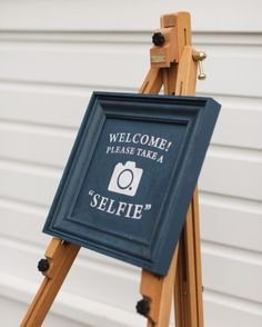 Craig And Andrew's Handsome Washington Wedding - The Selfie Station