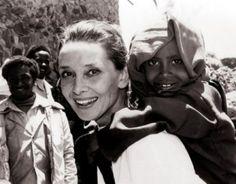 Audrey - humanitarian
