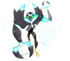 Ben 10 Omniverse: Lodestar Omni-Enhanced_By by on DeviantArt Aliens, Ben 10 Party, Ben 10 Birthday, Ben 10 Comics, Ben 10 Ultimate Alien, Ben 10 Omniverse, Hacker Wallpaper, Hero Time, Childhood Tv Shows