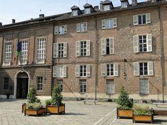 * Palazzo Chiablese * # Turim, Itália.