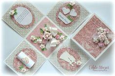 Pastel Wedding Box - Scrapbook.com