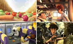20 Best 3D Animated Short Film Videos for your inspiration. Read full article: http://webneel.com/webneel/blog/20-best-3d-animated-short-film-videos-your-inspiration | more http://webneel.com/animation | Follow us www.pinterest.com/webneel