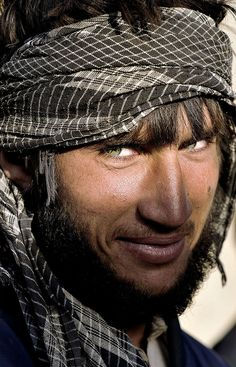 Afghan portrait by O.Blaise, via Flickr