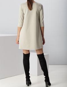 Sukienka prosta - CINAMOON - Polski producent