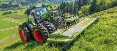 Operation & Smart Farming | Fendt 500 Vario | Tractors - Fendt Highlights, Agriculture Farming, Range, Porsche, Monster Trucks, Train, Ms Mr, Pure Products, Big