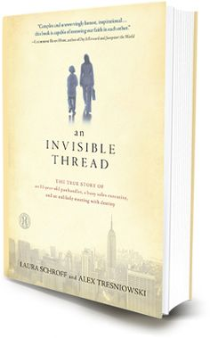 READ IT: An Invisible Thread. Such an inspiring story! I loved the book because it brought me to tears, made me laugh, and confirmed what I already thought to be true, that Junior Youth Spiritual Empowerment programs will change the world.