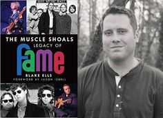 Red Clay Readers podcast: 'The Muscle Shoals Legacy of FAME' author Blake Ells speaks about his new book // AL.com, June 26, 2015