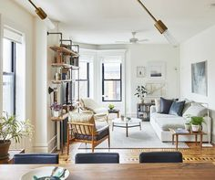 Making Small Spaces Live Larger