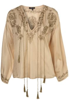 the 1970s are back!!!   Baby Boomers just love it....#peasant top