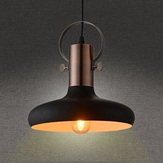 MSTAR Retro Industrial Pendant Lighting Vintage Ceiling Hanging Light