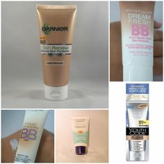 Which Drugstore BB Cream is the Best? Reviews of them all & which is best for your skin