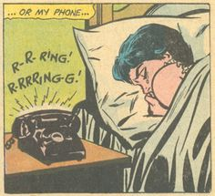 Sequential Crush: Call Me Maybe - Telephones in Romance Comics!