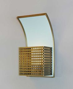 """""""vp55"""" wall sconce - Dufford Young for Urban Electric"""