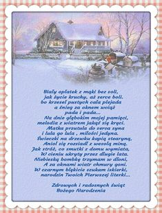 Kartka świąteczna 🌲🌲🌲🌲🌲🌲🌲🎅🎅🎅🍷🎅🎅🎅🍷🎅 Christmas Wishes, Merry Christmas, Illusion Paintings, Event Ticket, Illusions, Dream Catcher, Books, Cards, Nice Asses
