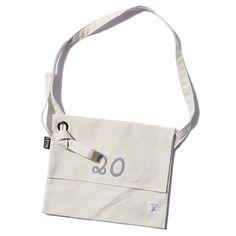 """[ダウンオンザコーナー]RING SACOCHE """"20"""" made by CRANK"""