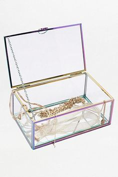 Shop Oil Slick Jewellery Box at Urban Outfitters today.
