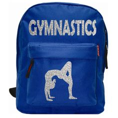 Gymnastics Backpack - LikeWear