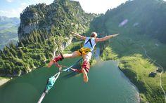 Bungee Jumping!!