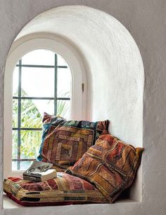 5 cosy nooks to curl up with a book | My Cosy Retreat