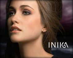 Inika Cosmetics... natural skincare & mineral makeup with a little added grandeur. Best Foundation I've ever used, love it!!!