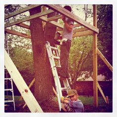 IMG_0245 - Amazing treehouse - instructions link