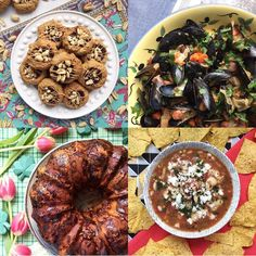 Last week brought many super tasty recipes to the blog! Did you catch them all? If not you can find them in our profile link! #recipelinkinprofile  #cookies #seafood #bread #soup #tuesday #weekday #bestoftheweek #food #foodporn #foodgasm #foodstagram #foodpics #foodblogger #foodblog #recipe #faithhopeloveandlucksurvivedespiteawhiskeredaccomplice #vais4bloggers #vafoodie #yum #cats #instayum #instagood #igdaily #bestoftheday #yummy #picoftheday #instalove