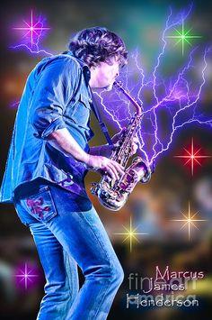 Marcus James Henderson - Marshall Tucker Band http://www.redbubble.com/people/randymir/works/12791614-marcus-james-henderson?c=326602-concert-art