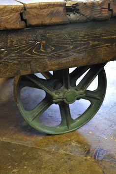 Industrial cart caster...