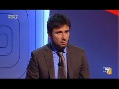 """Di Battista: Bersaglio Mobile """"Vogliono ostacolare il MoVimento"""" (INTEGR..."""
