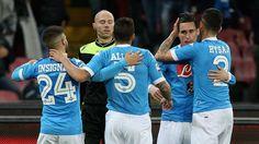 Napoli kom tilbage på vinderkurs mod Chievo