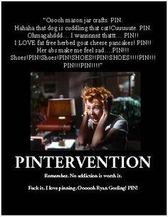 I need a pintervention