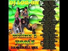 http://islandvibz953.com/ DJ LOGON WHINE  JIGGLE DANCEHALL MIX 2014 CLEAN - YouTube