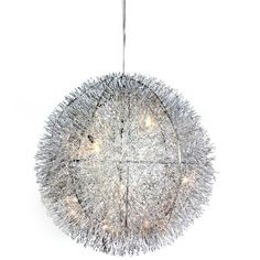 """Find it at the Foundary - 17.7"""" Big Bang Pendant Lamp $119. Retail Price:354"""