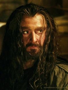 Richard Armitage as Thorin Oakenshield in The Hobbit Trilogies (2012-2014)