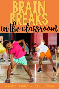 Need some fun brain breaks for the elementary classroom? These brain break ideas and activities for kids are great ways to expend energy and then get focused back on learning. Click the pin to see all the ideas! Physical Education Games, Health Education, Physical Activities, Learning Activities, Music Education, Teaching Ideas, What Is Brain, Fun Brain, Brain Gym