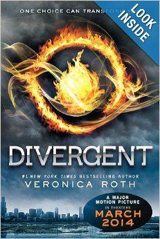 Divergent: Veronica Roth: 9780062024039: Amazon.com: Books
