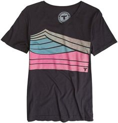 TOPO RANCH TIDE VEE SS TEE | Swell.com