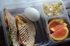 Recipe Shoebox: Healthier Lunchbox Ideas